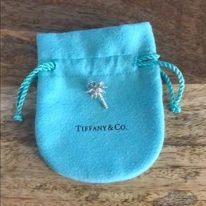 Tiffany Palm Tree Pendent
